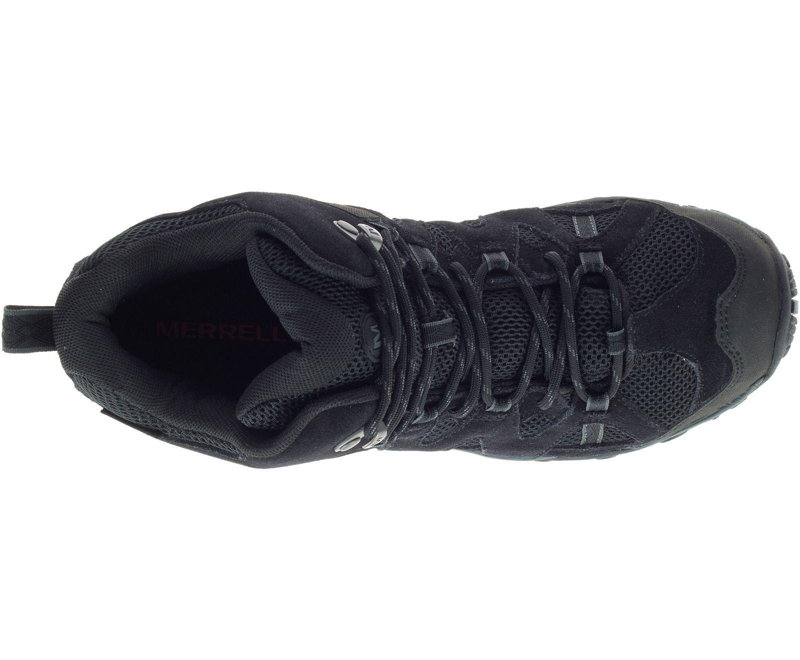 Merrell Bravada WP pour Femme Chaussures Chaussures de marche-Arctic Capri Toutes Tailles